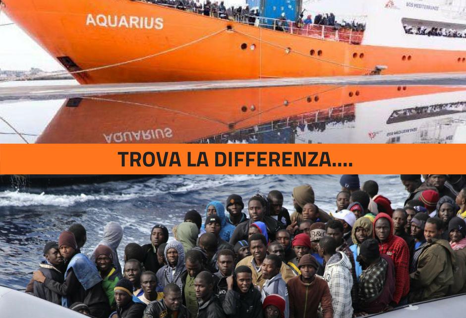 Aquarius: Trova le Differenze