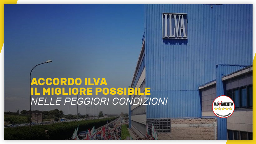 Ilva: il miglior accordo possibile nelle peggiori condizioni