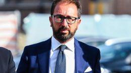 Alfonso Bonafede Ministro della Giustizia