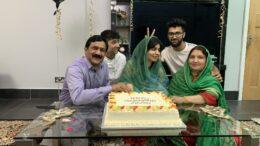 Malala Yousafzai si laurea